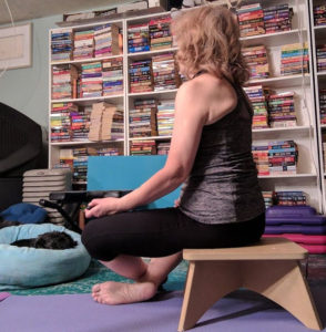 Meditation is a great stress reliever, but short-term stress may be good for us.