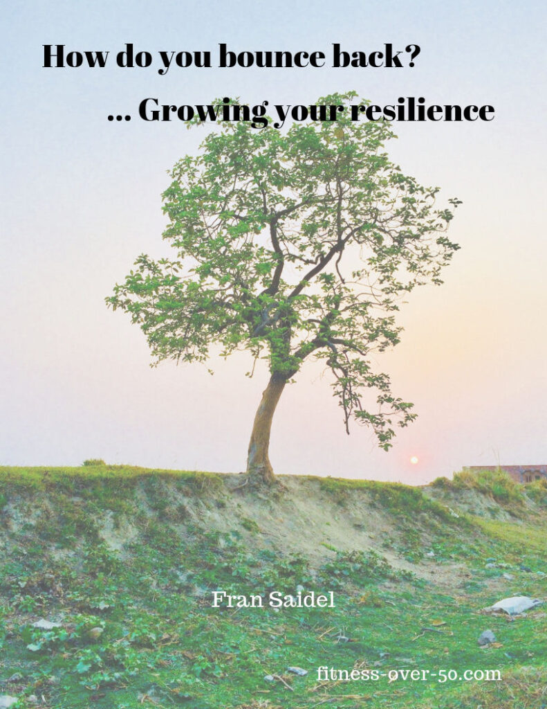Bounce back from anything by growing your resilience.