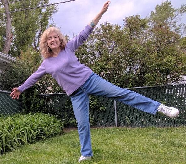 Add balance to your week and prevent falls.